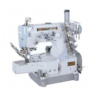 Fully Automatic Cylinderbed Interlock with Auto Thread Trimmer Series