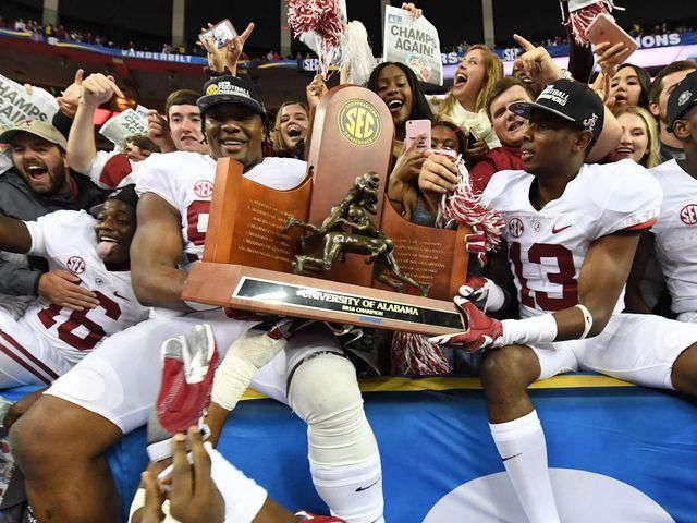 Alabama, Clemson, Ohio State, Washington picked for College Football Playoff