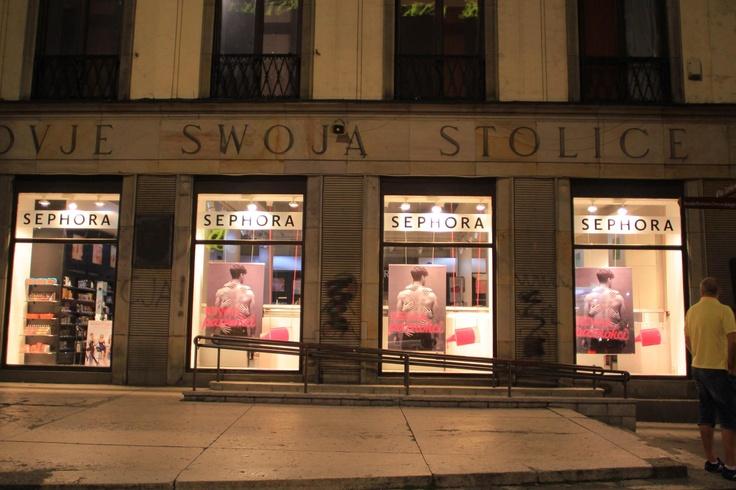 #Warsaw #Sephora