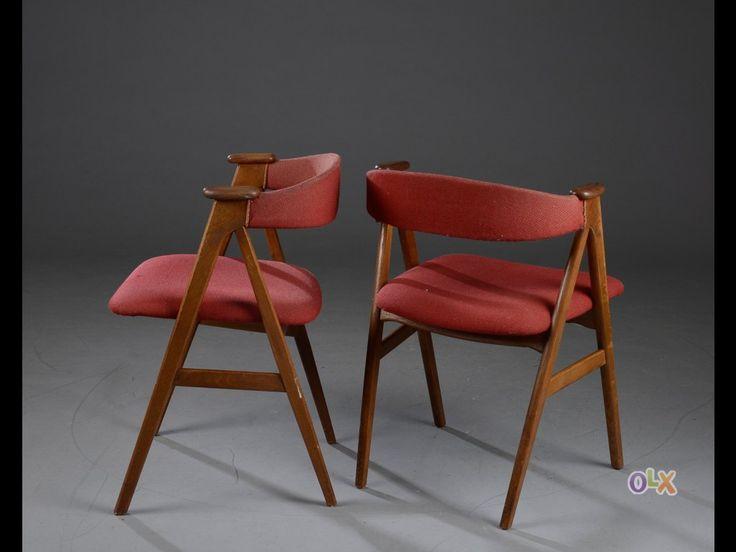 Cadeira Vintage de origem dinamarquesa