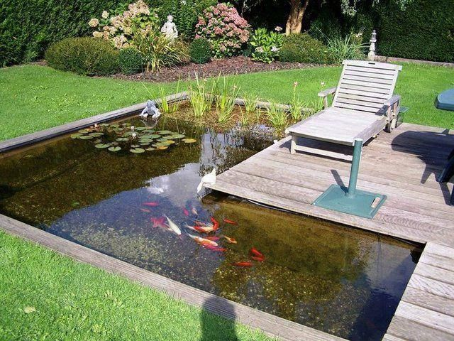 Excellent Patio Decor Information Is Available On Our Internet Site Have A Look And You Will Not Be So Ponds Backyard Outdoor Fish Ponds Fish Ponds Backyard