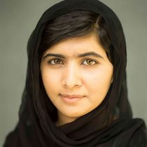 #DayoftheGirl Malala Yousafzai: Shot by the Taliban for going to school