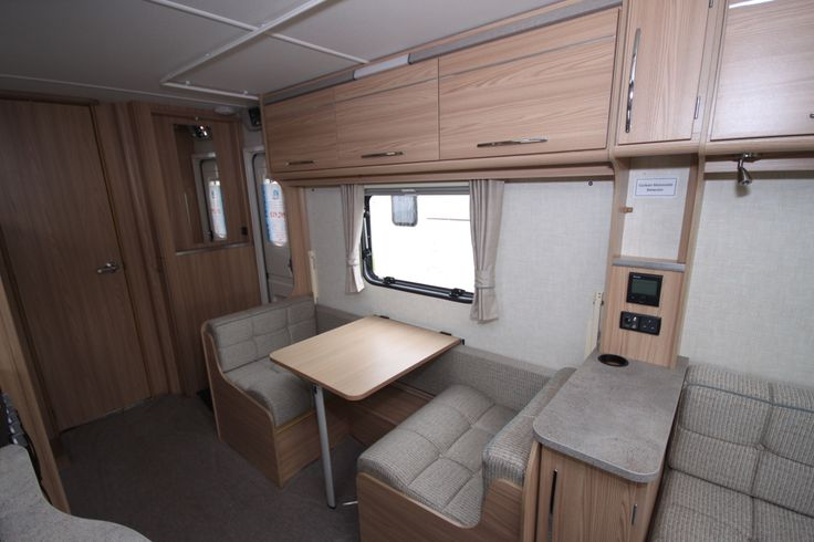 Coachman Vision 640 6 Berth Caravan 2014 Model Image