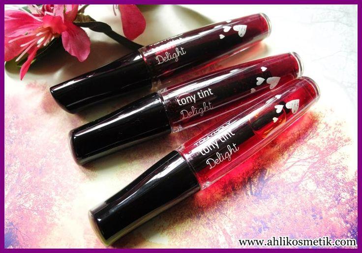 Tony Moly Delight Tint, Membuat Bibir Lembab Ala Korea