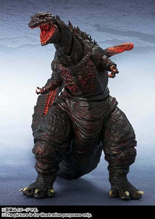 Tamashii Nations SH Monsterarts Shin Godzilla 006