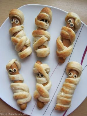 mummy sausages