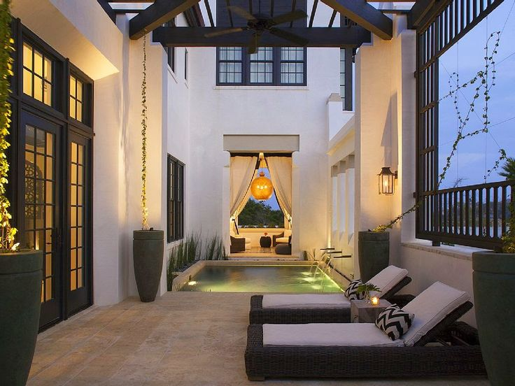 greige: interior design ideas and inspiration for the transitional home : Design Traveler: Alys Beach house