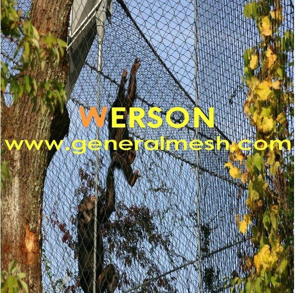 generalmesh ステンレススチール動物エンクロージャーロープメッシュ,デザイン装飾メッシュ(ワイヤー)・金網,動物のエンクロージャー、動物のエンクロージャー、黒い酸化物メッシュ、テンションネット、欄干充填パネル、敷設パネル,  建物ファサード ,手すり&手すり充填材,グリーンウォール,橋の上のセーフティネット,動物園の動物のエンクロージャ ,セキュリティフェンシング http://www.generalmesh.com/jp/rope-mesh.html https://www.facebook.com/sscablemesh https://www.pinterest.com/jenniszhao/ https://www.instagram.com/xtendcablemesh/ https://twitter.com/weldmeshfence Email : sales@generalmesh.com Skype:jennis01 Wechat: 148117712 Whatsapp:+8613722823064