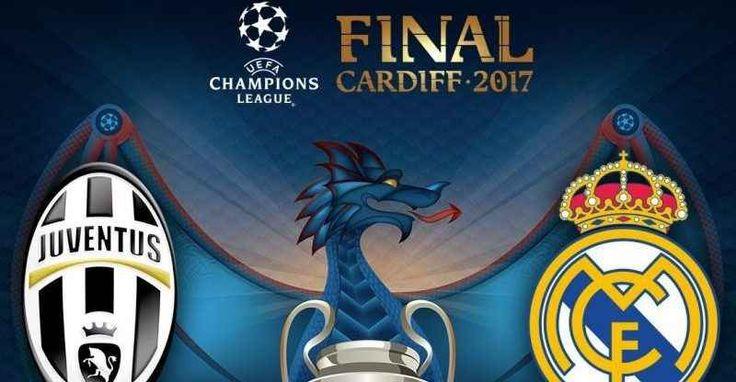 Juventus Real Madrid la finale di Champions League in streaming e TV Finale di Champions League 2017. Real Madrid contro Juventus, partita secca. Chi vince e` campione D'europa.Le parole dei tecnici Allegri e ZidaneMax Allegri:Juve, devi essere diabolica. Abbiamo lavo #juventusrealmadrid