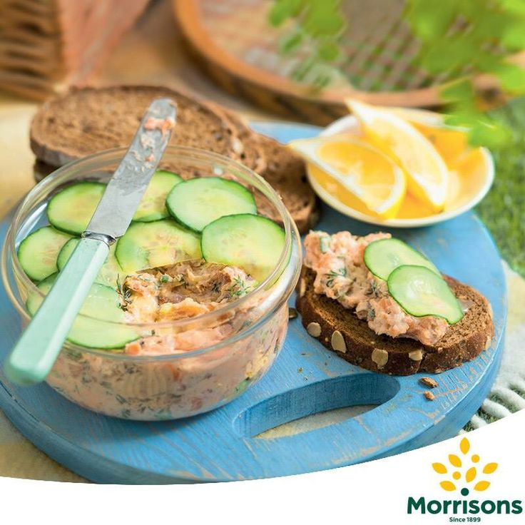 Get some sunshine on your lunch break tomorrow and sit back with a yummy salmon pot recipe. po.st/SalmonPatePots