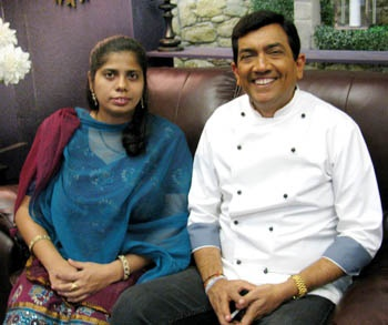 With The Sanjeev Kapoor !