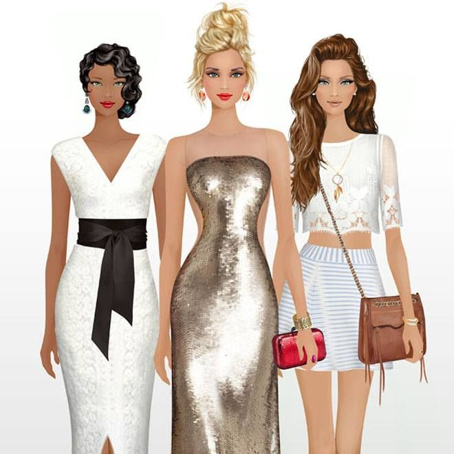 Covet Fashion!try it... It kind of gets addicting