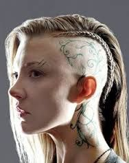 Is it weird that I would REALLY like to cut my hair like this?