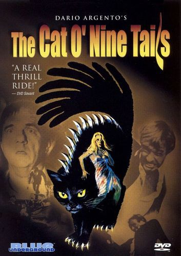 The Cat O' Nine Tails [DVD] [1971]