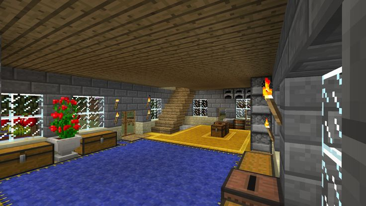 How To Build A Dining Room Table In Minecraft