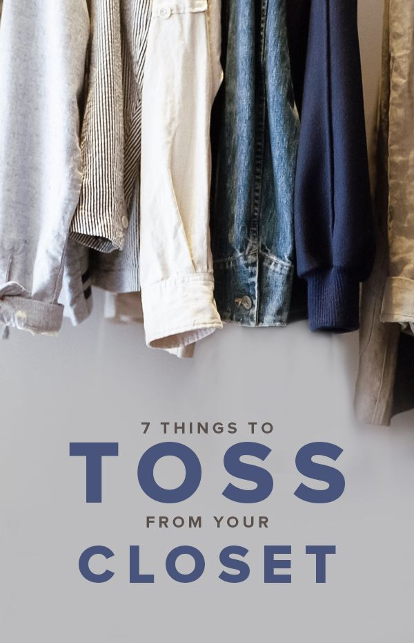 7 Things To Toss From Your Hall Closet Right Now. Hall Closet DeclutterOrganizationsOrganizingHacks. These Tips And Ideas ... Part 42