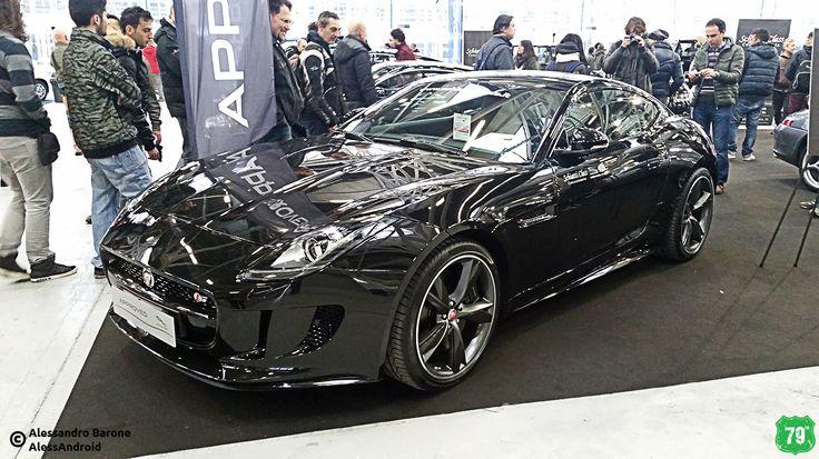 #Jaguar #MotorShow2014 #Bologna #Auto #Car #Automobili #Supercar