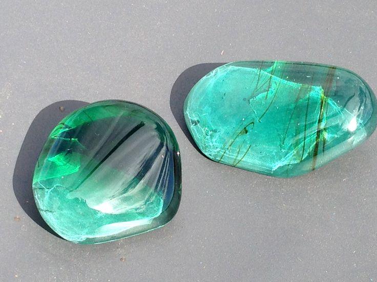 Andara Obsidiaan uit Colombia (uitverkocht) (wij hopen deze steen weer te kunnen kopen in februari 2015)