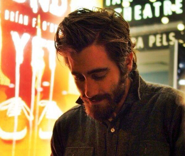 jake gyllenhaal beard - photo #25