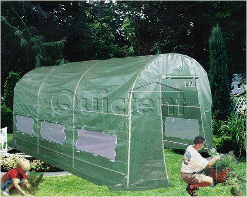 12 X 7 X 7 Portable Greenhouse Large Walk In Green 400 x 300
