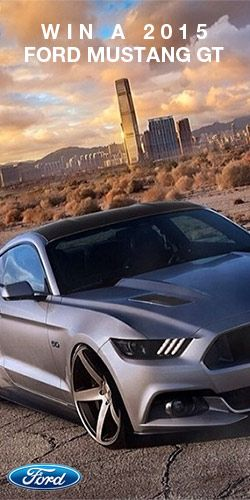 Enter To Win a 2015 Ford Mustang GT! TERRIFIC GIVEAWAY!!!!!!!!! Enter here http://womanfreebies.com/sweepstakes/win-2015-ford-mustang-gt for your chance! You Know I Sure Entered! I POSITIVELY WANT TO WIN THIS CAR!!!!!!! Thanks, Michele
