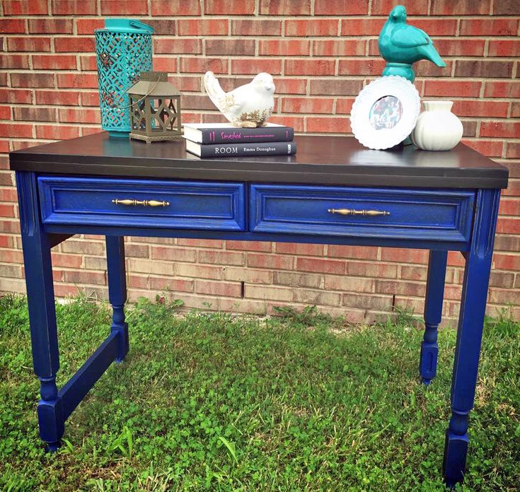 Gorgeous desk from Gentry of ThriftyDesigns located in Flat Rock  MI  Love  this. 46 best General Finishes images on Pinterest   Painting furniture