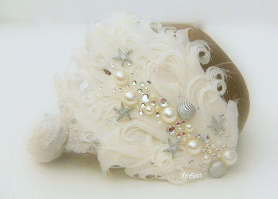 https://www.etsy.com/listing/164663103/arctic-mermaid-hair-clip-bubbly-white