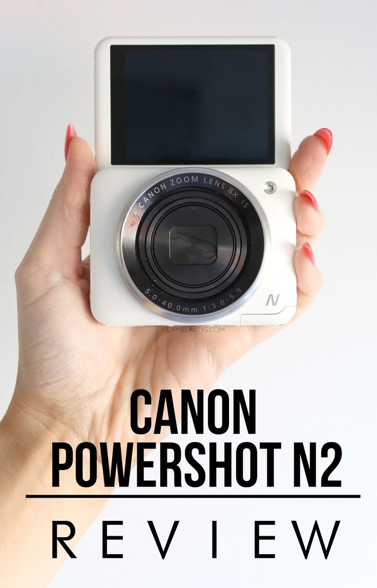 Canon Powershot N2 Review