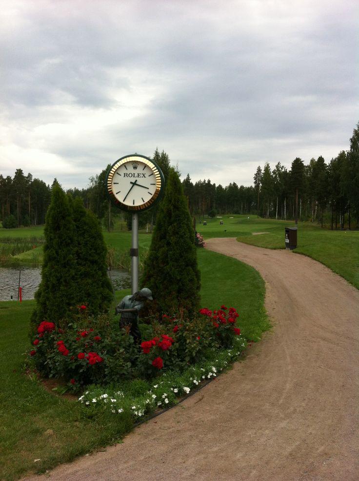 Linna Golf 1st Tee
