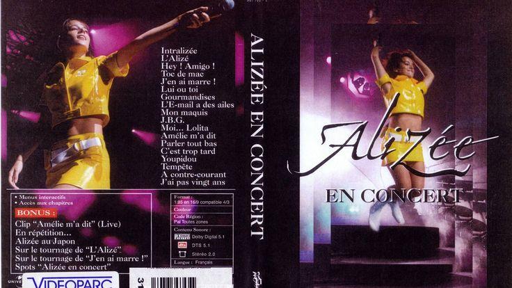 """""""Alizée en Concert"""" - Full Concert Live [Full QHD 1440p]"""