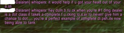rogue was mad that I tanked a random heroic too fast #worldofwarcraft #blizzard #Hearthstone #wow #Warcraft #BlizzardCS #gaming