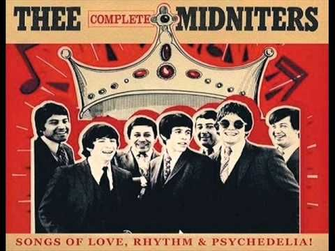 Thee Midniters - Giving Up On Love - YouTube