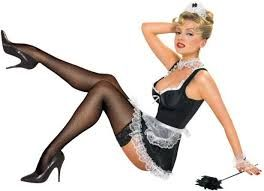 Image result for french maid