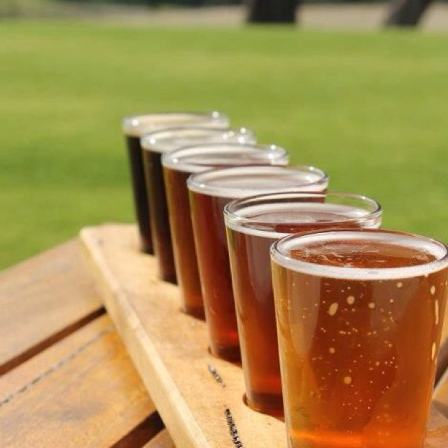 Beer tasting, Margaret river,  WA