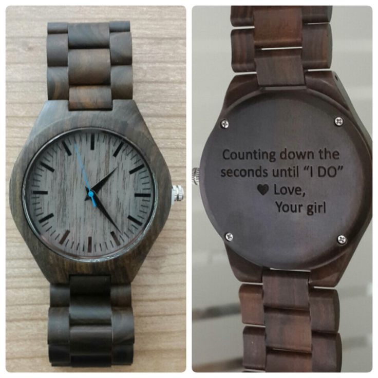 wooden watch, engraved wood watch, personalized wood watch, christmas gift, groomsmen gift, mens wooden watch, fathers day gift, anniversary by SFdizayn on Etsy https://www.etsy.com/listing/254342321/wooden-watch-engraved-wood-watch
