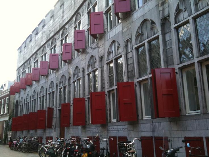 My old office in Utrecht