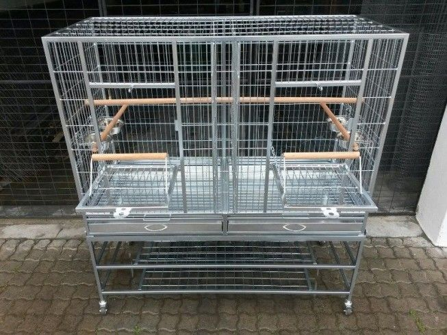 second hand parrot cages for sale