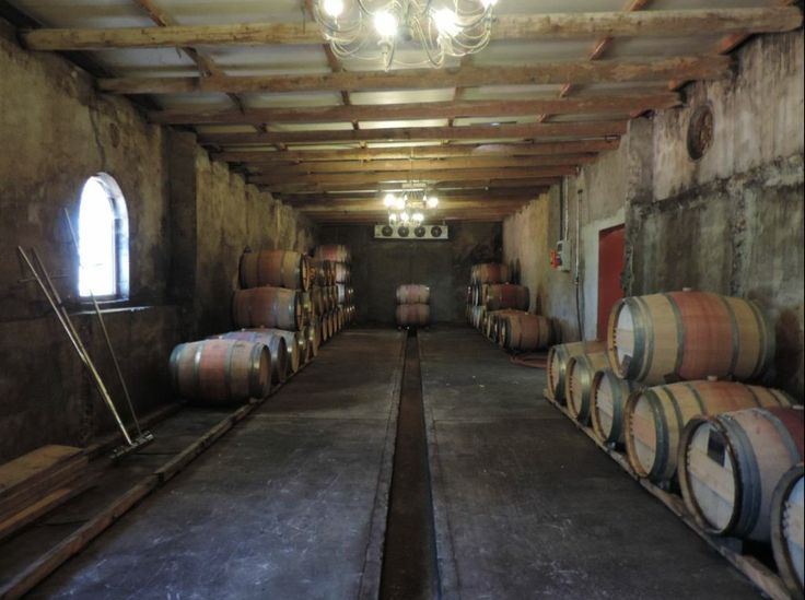 Our small fermentation & maturing cellar is prepped & ready to receive our 2015 Reds! #MalabarCellar #Swartland