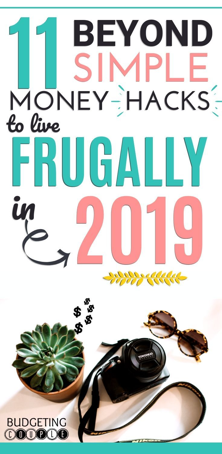 11 Actionable Money Hacks For Saving And Making (easy) Money in 2019 – creating a budget