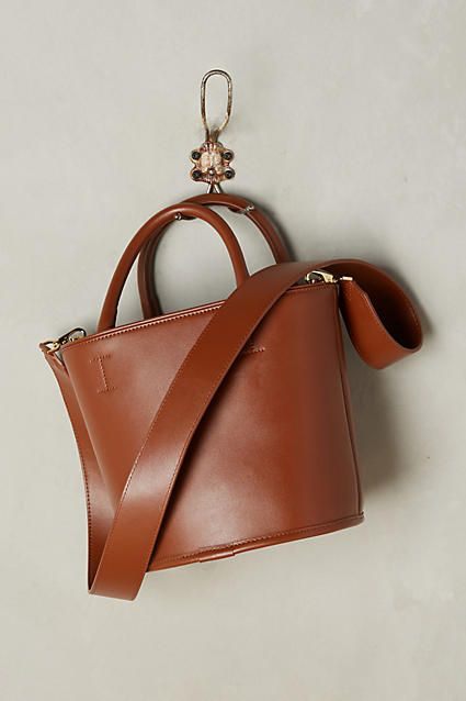 A mini version of Vasic's classic bucket bag made for carrying just the essentials on any day of the week.
