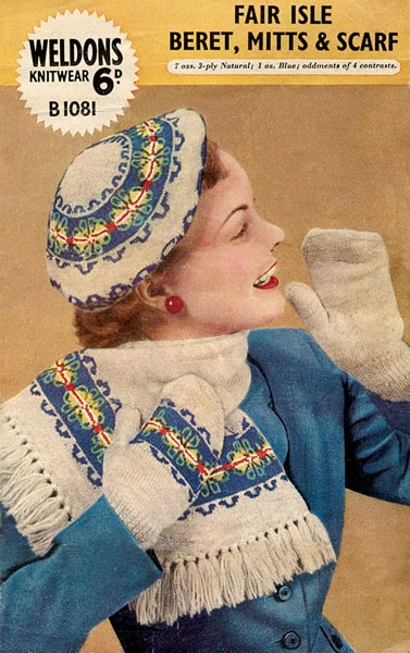 181 best Vintage knitting patterns - accessories, hats, scarves ...