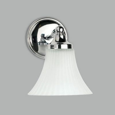 Astro 0506 Nena Chrome Wall Light £55.38 	RRP: £66.46 You Save: £11.08
