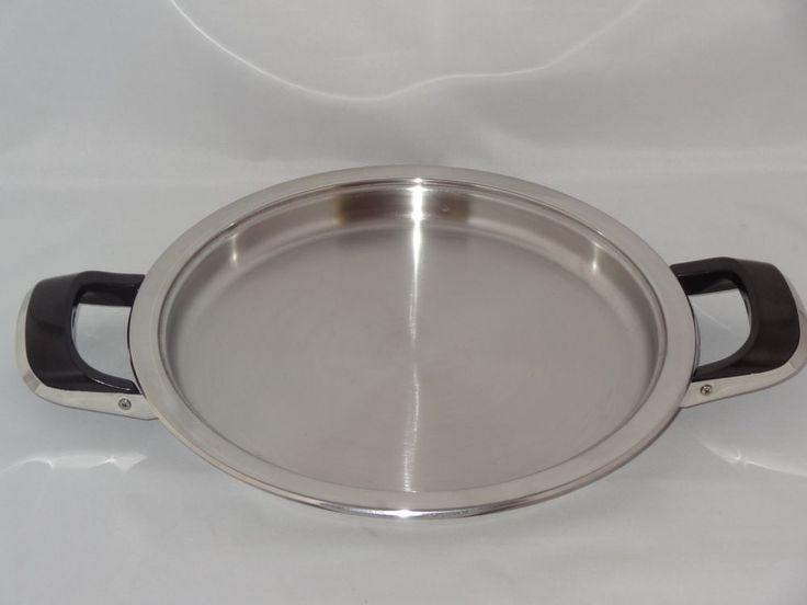 AMC 28cm 1,9 Litre Griddle Pan Pots