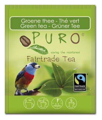 Ceai Puro Verde
