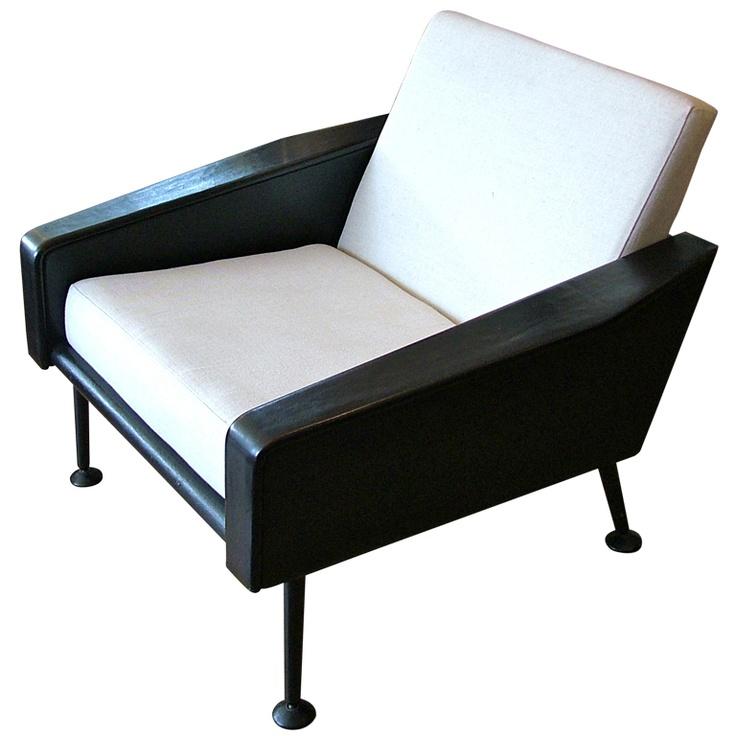 Ernest Race armchair  UK  1956