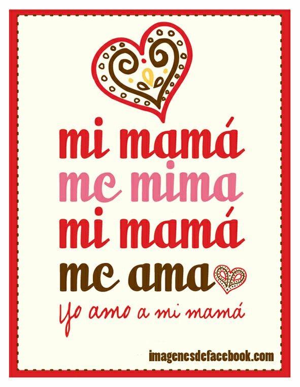 Te quiero mucho mamita te amo con todo mi corazon gracias por lo que has echo ppr mi... Mi papa no vale la pena nosotras adelante saldremos adelante te quiero ATT: sarita tu hija