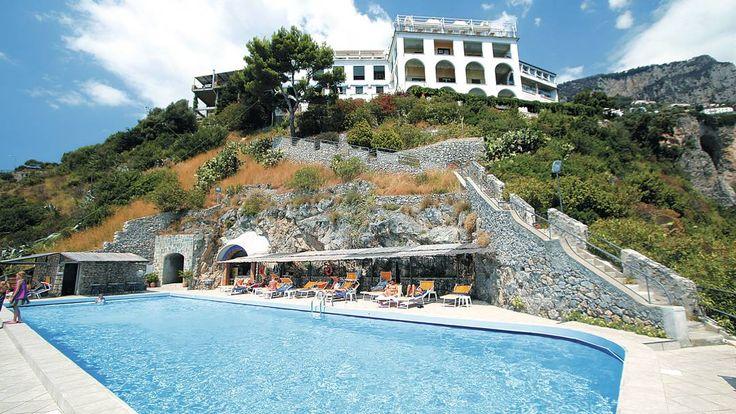 Belvedere Hotel, Amalfi