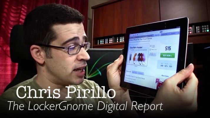 Support Chris Pirillo creating Geek News andamp; Opinions