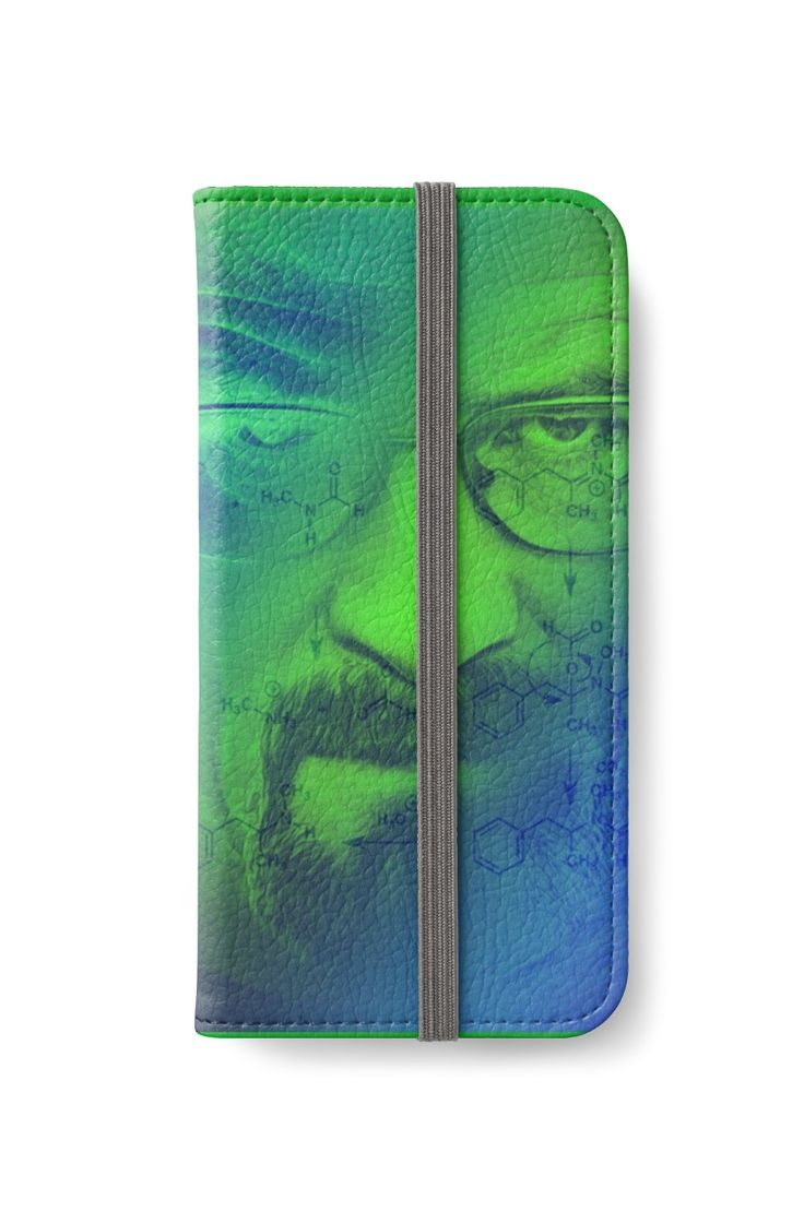 Breaking Bad Poster iPhone Wallet by scardesign11 #iPhone #iphonewallet #buyphonewallet #buygifts #gifts #redbubble #giftsforhim #giftsforher #style #swag #walterwhite #breakingbad #breakingbadposter #tvseriesgifts