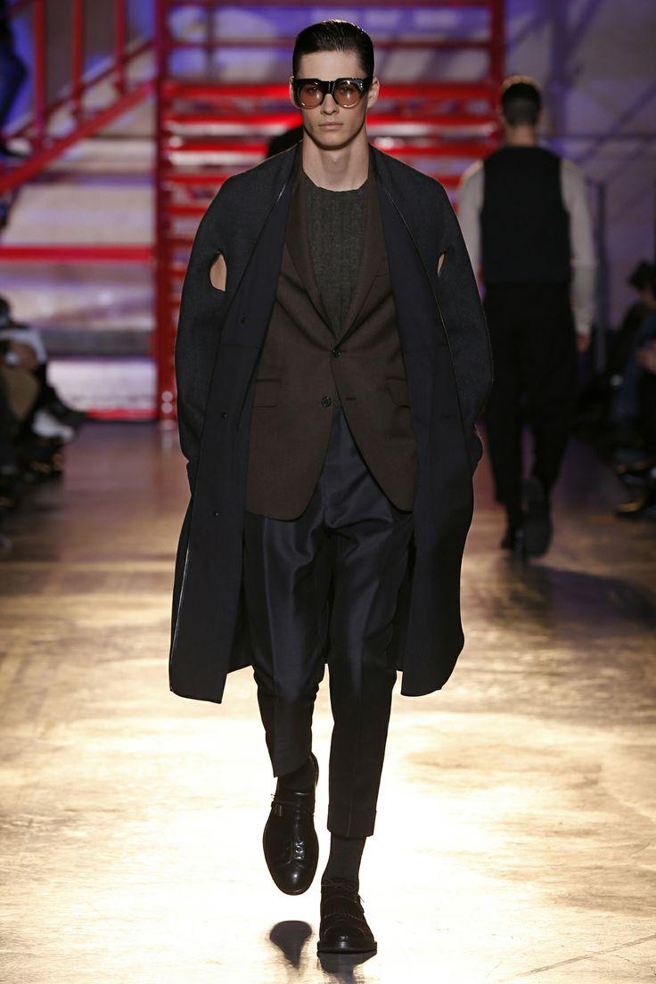 CERRUTI 1881 PARIS FW 14-15 Men's Fashion Show - Look 6